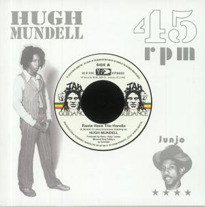MUNDELL, Hugh - Rasta Have The Handle