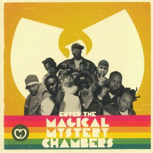 WU TANG vs THE BEATLES - Enter The Magical Mystery Chambers (reissue)