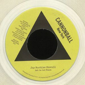 JAY MACHINE STOVALL - Get On Out There