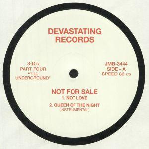 DEVASTATING - Devastating #1