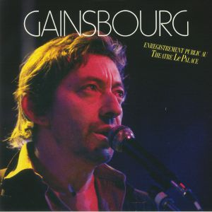 GAINSBOURG, Serge - Enregistrement Public Au Theatre Le Palace