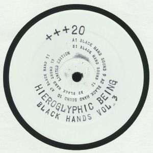 HIEROGLYPHIC BEING - Black Hands Vol 3