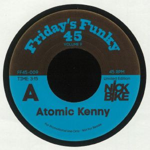 NICK BIKE - Atomic Kenny