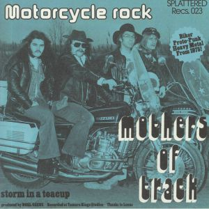 MOTHERS OF TRACK - Motorcycle Rock