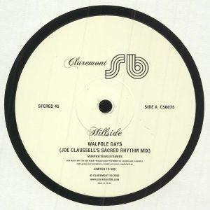 HILLSIDE - Walpole Days (Joe Claussell Mixes)
