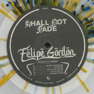 GORDON, Felipe - The Bacata Extrapolation