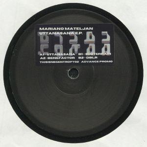 MATELJAN, Mariano - Uttanasana EP