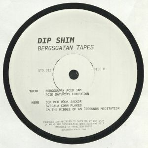 DIP SHIM - Bergsgatan Tapes