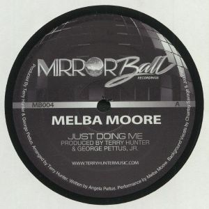 MOORE, Melba - Just Doing Me