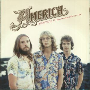 Heritage II: Demos/Alternate Takes 1971-1976 (Record Store Day 2020)