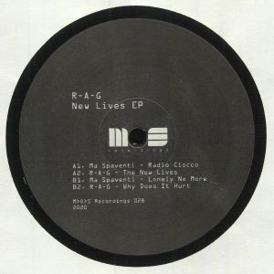 RAG/MA SPAVENTI - New Lives EP
