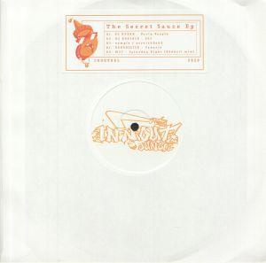BC RYDAH/DJ KOOLAID/NAKEDSLICE/M27 - The Secret Sauce EP