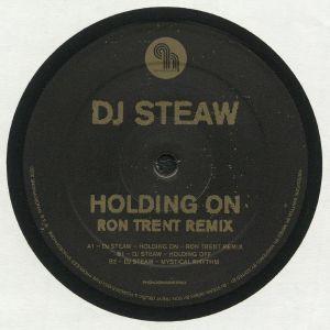 DJ STEAW - Holding On (Ron Trent remix)