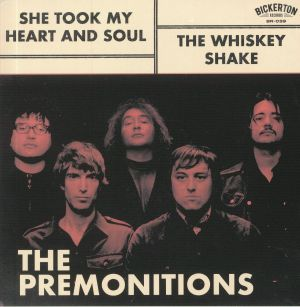 PREMONITIONS, The - She Took My Heart & Soul
