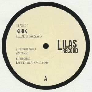 KIRIK - Feeling Of Nausea EP
