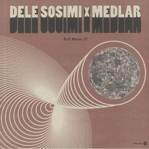 SOSIMI, Dele/MEDLAR - Full Moon EP