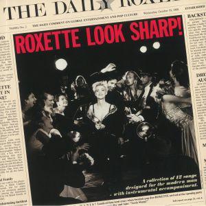 ROXETTE - Look Sharp (reissue)