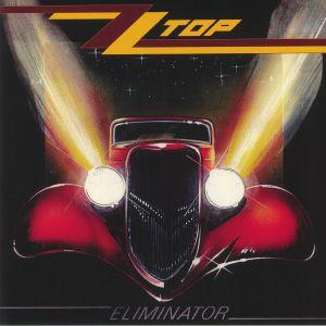 ZZ TOP - Eliminator (reissue)