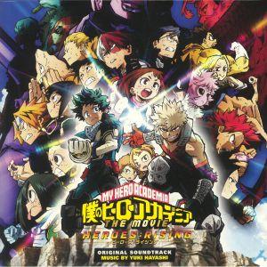 HAYASHI, Yuki - My Hero Academia: Heroes Rising (Soundtrack)