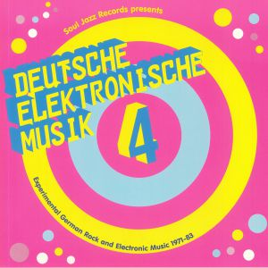 VARIOUS - Deutsche Elektronische Musik 4: Experimental German Rock & Electronic Music 1971-83