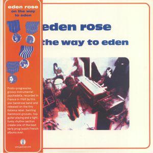 EDEN ROSE - On The Way To Eden (reissue)