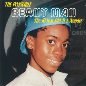 BEANY MAN - The Invincible Beany Man: The 10 Year Old DJ Wonder