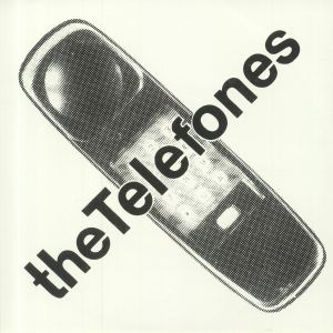 TELEFONES, The - She's In Love (With The Rolling Stones) (reissue)