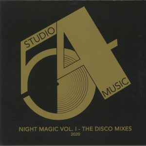 STUDIO 54 MUSIC/JKRIV - Night Magic Vol I: The Disco Mixes 2020