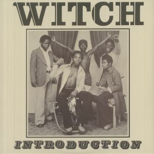 WITCH - Introduction (reissue)