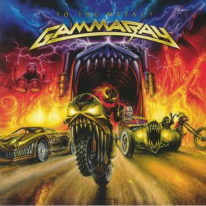 GAMMA RAY - To The Metal (reissue)