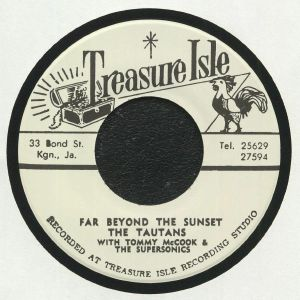 TAUTANS, The/TOMMY McCOOK & THE SUPERSONICS - Far Beyond The Sunset