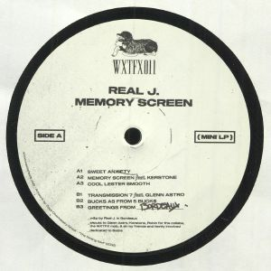 REAL J - Memory Screen
