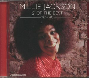 JACKSON, Millie - 21 Of The Best 1971-1983 (reissue)