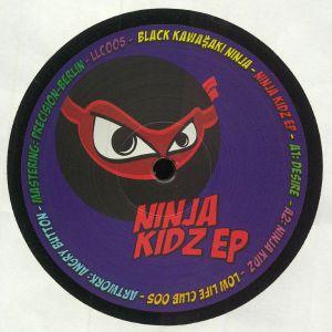 BLACK KAWASAKI NINJA - Ninja Kidz EP