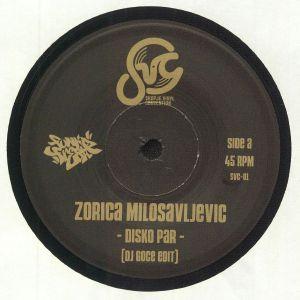 ZORICA MILOSAVLJEVIC/BASTION - Disko Par