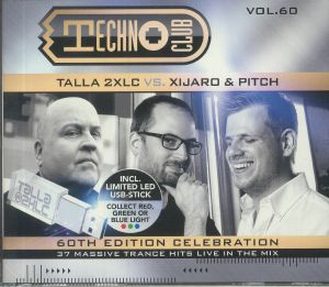 TALLA 2XLC/XIJARO & PITCH/VARIOUS - Techno Club Vol 60