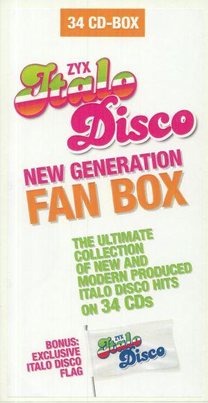 VARIOUS - Italo Disco New Generation Fan Box