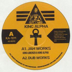 KING ALPHA/KING LORENZO - Jah Works