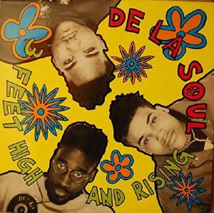 DE LA SOUL - 3 Feet High & Rising (remastered Deluxe Edition)