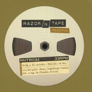 ELIA Y ELIZABETH - Remixes De Oro/Alegria