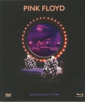 PINK FLOYD - Delicate Sound Of Thunder (remastered)
