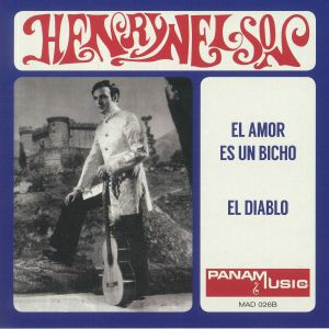 NELSON, Henry - El Amor Es Un Bicho (reissue)