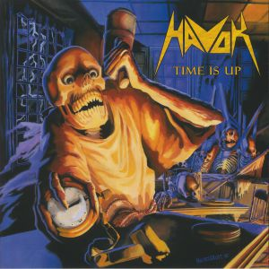 HAVOK - Time Is Up (reissue)