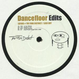 FUNK DISTRICT, The/LEGO EDIT - Dancefloor Edits