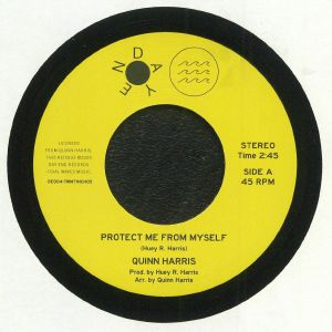 HARRIS, Quinn - Protect Me From Myself (reissue)