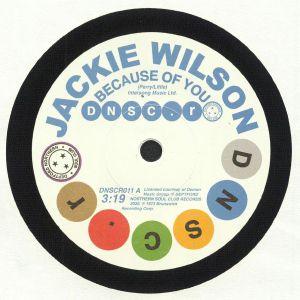 WILSON, Jackie/DORIS & KELLEY - Because Of You
