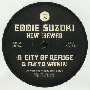 SUZUKI, Eddie - City Of Refuge