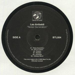 ANIBALDI, Leo - Noise Generation
