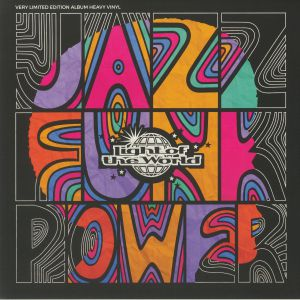 LIGHT OF THE WORLD - Jazz Funk Power