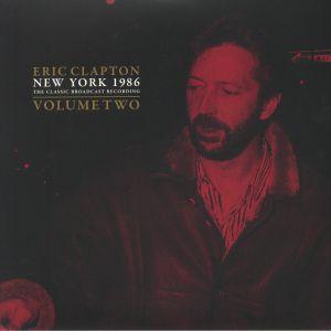 CLAPTON, Eric - New York 1986: The Classic Broadcast Recording Vol 2